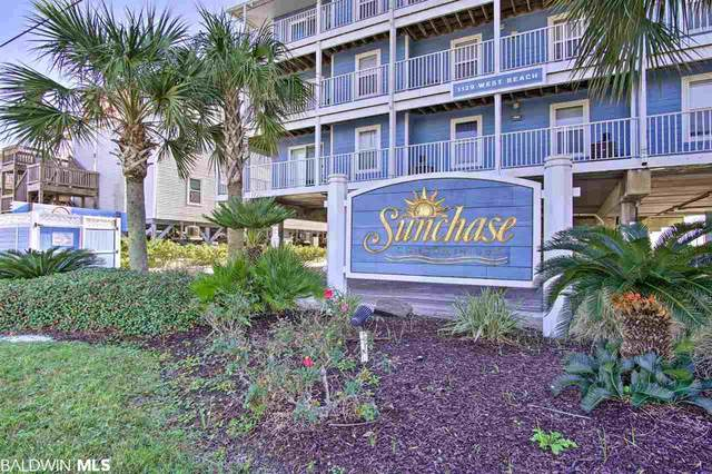 1129 W Beach Blvd #107, Gulf Shores, AL 36542 (MLS #296289) :: The Kathy Justice Team - Better Homes and Gardens Real Estate Main Street Properties