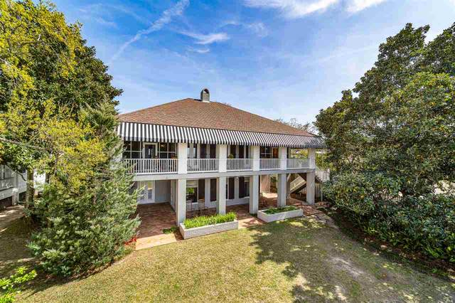 17957 Scenic Highway 98, Fairhope, AL 36532 (MLS #296293) :: Dodson Real Estate Group
