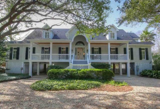 14369 Scenic Highway 98, Fairhope, AL 36532 (MLS #296320) :: Dodson Real Estate Group