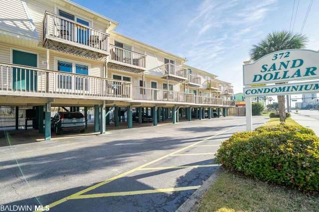372 E Beach Blvd #23, Gulf Shores, AL 36542 (MLS #296322) :: JWRE Powered by JPAR Coast & County