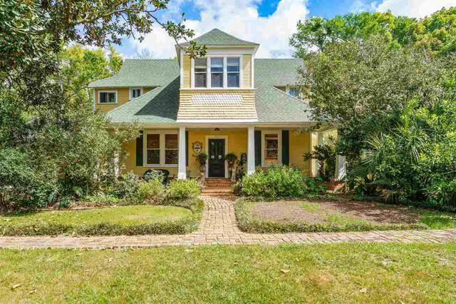 51 White Avenue, Fairhope, AL 36532 (MLS #296344) :: Dodson Real Estate Group
