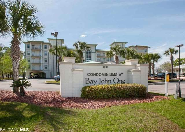 4297 County Road 6 #303, Gulf Shores, AL 36542 (MLS #296359) :: EXIT Realty Gulf Shores