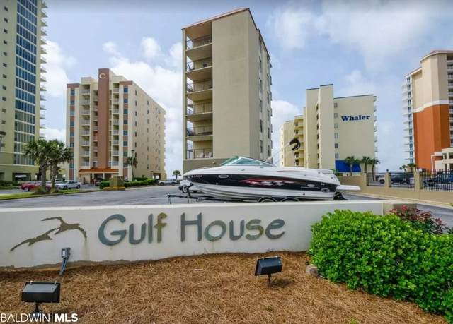 511 E Beach Blvd #604, Gulf Shores, AL 36542 (MLS #296391) :: JWRE Powered by JPAR Coast & County