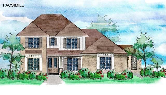 12356 Gracie Lane, Spanish Fort, AL 36527 (MLS #296404) :: Gulf Coast Experts Real Estate Team