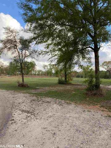 11051 Rhett Mcconnell Road, Theodore, AL 36582 (MLS #296441) :: EXIT Realty Gulf Shores