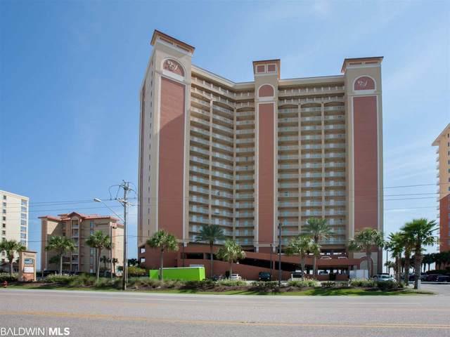 401 E Beach Blvd #1909, Gulf Shores, AL 36542 (MLS #296444) :: ResortQuest Real Estate