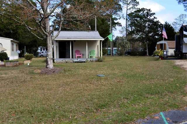 95 Horn Dr, Lillian, AL 36549 (MLS #296474) :: Dodson Real Estate Group