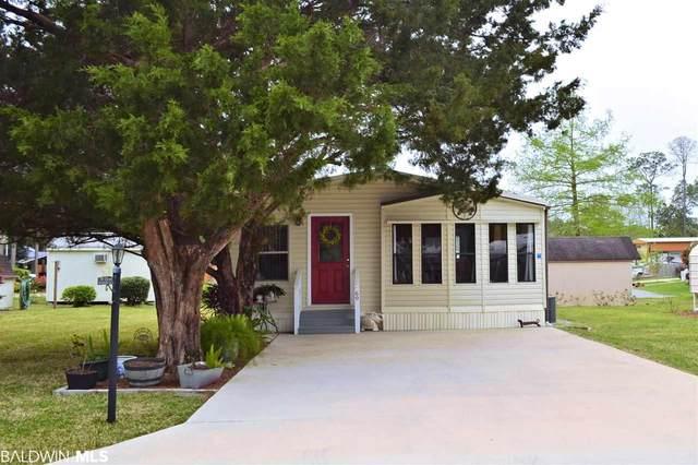 60 Buena Vista Drive, Lillian, AL 36549 (MLS #296476) :: Dodson Real Estate Group