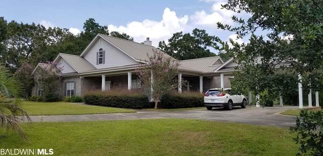 11071 Whitehouse Fork Road Ext., Bay Minette, AL 36507 (MLS #296479) :: Elite Real Estate Solutions