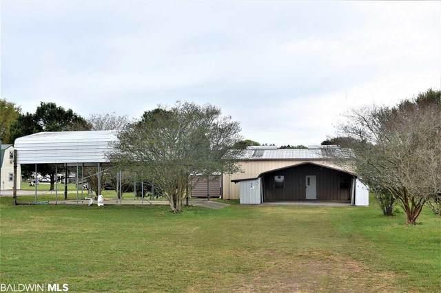 16257 Siena St, Summerdale, AL 36580 (MLS #296556) :: Elite Real Estate Solutions