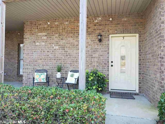 20637 Blueberry Lane #5, Fairhope, AL 36532 (MLS #296614) :: Dodson Real Estate Group