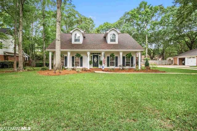 3700 Arlington Oaks Drive, Mobile, AL 36695 (MLS #296643) :: Coldwell Banker Coastal Realty