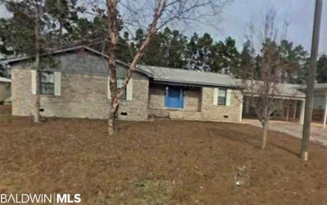 1195 Ridgewood Drive, Lillian, AL 36549 (MLS #296650) :: Dodson Real Estate Group