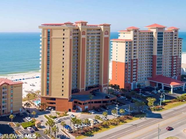 401 E Beach Blvd #507, Gulf Shores, AL 36542 (MLS #296657) :: JWRE Powered by JPAR Coast & County