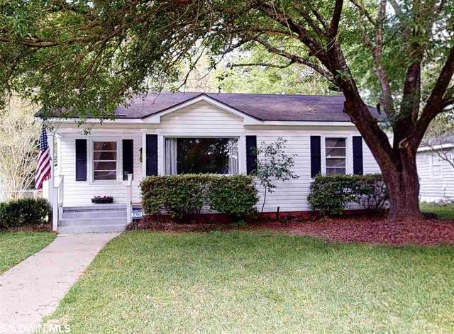 62 W Sherwood Dr, Mobile, AL 36606 (MLS #296670) :: The Kim and Brian Team at RE/MAX Paradise