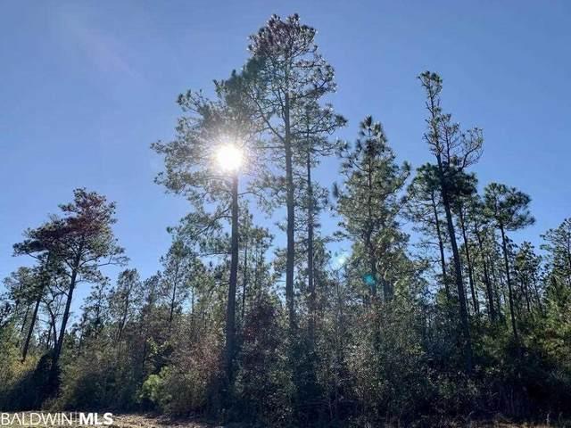 0 Whitehouse Fork Road, Bay Minette, AL 36507 (MLS #296674) :: JWRE Powered by JPAR Coast & County