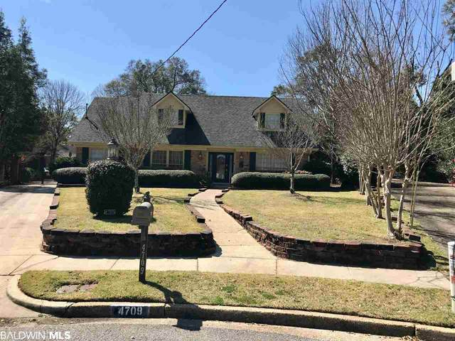 4709 Sherry Court, Mobile, AL 36693 (MLS #296693) :: The Kim and Brian Team at RE/MAX Paradise