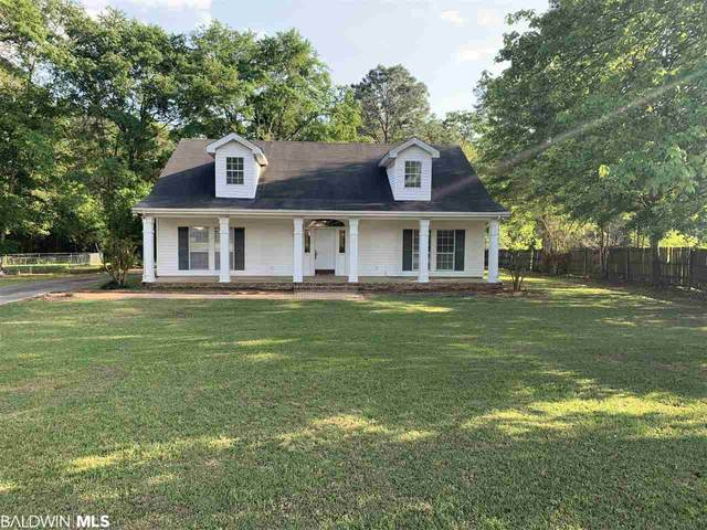 19353 Oak Hillcrest Drive, Robertsdale, AL 36567 (MLS #296694) :: Dodson Real Estate Group