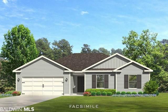 240 Rhineheart Lane, Foley, AL 36535 (MLS #296720) :: Dodson Real Estate Group