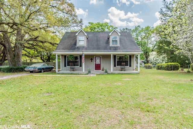 209 W 10th Street, Bay Minette, AL 36507 (MLS #296765) :: Ashurst & Niemeyer Real Estate