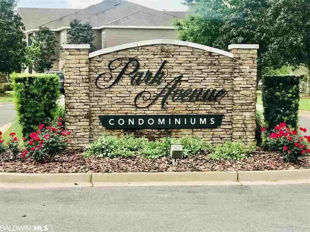 450 Park Av #711, Foley, AL 36535 (MLS #296801) :: Dodson Real Estate Group