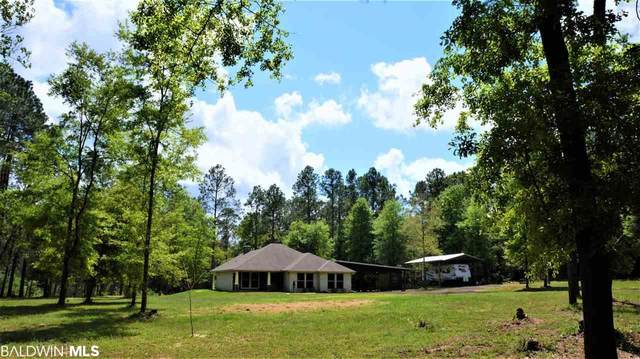 26201 E Ponderosa Farm Road, Robertsdale, AL 36567 (MLS #296813) :: Dodson Real Estate Group