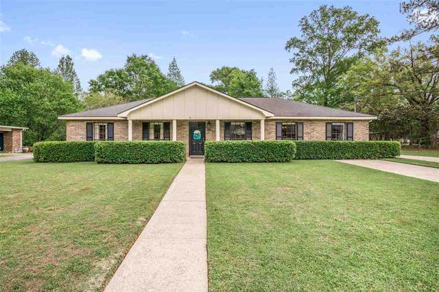 106 Lane Avenue, Brewton, AL 36426 (MLS #296814) :: Elite Real Estate Solutions