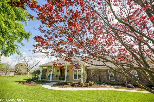 13074 Saddlebrook Circle, Fairhope, AL 36532 (MLS #296820) :: JWRE Powered by JPAR Coast & County