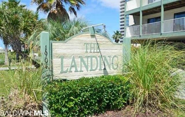 1904 W Beach Blvd #304, Gulf Shores, AL 36542 (MLS #296836) :: JWRE Powered by JPAR Coast & County