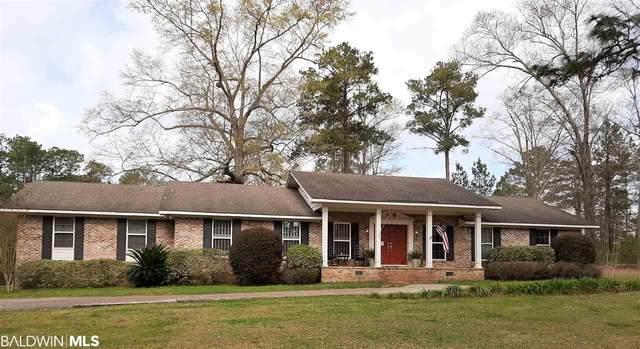 2205 Dogwood Ln, Brewton, AL 36426 (MLS #296855) :: Elite Real Estate Solutions