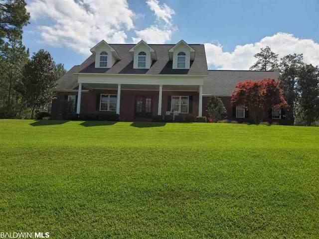 761 Juniper Creek Dr, Brewton, AL 36426 (MLS #296860) :: Elite Real Estate Solutions