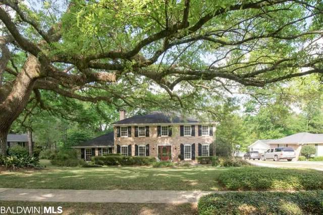 558 W Shenandoah Road, Mobile, AL 36608 (MLS #296862) :: Elite Real Estate Solutions
