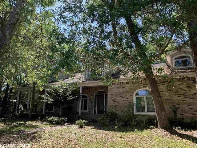 12407 Old Marlow Rd, Magnolia Springs, AL 36555 (MLS #296863) :: Levin Rinke Realty