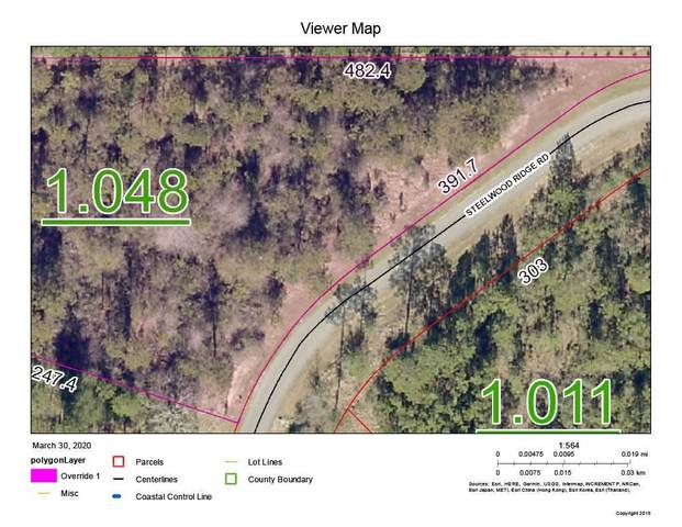 0 Steelwood Ridge Rd, Loxley, AL 36551 (MLS #296866) :: Ashurst & Niemeyer Real Estate