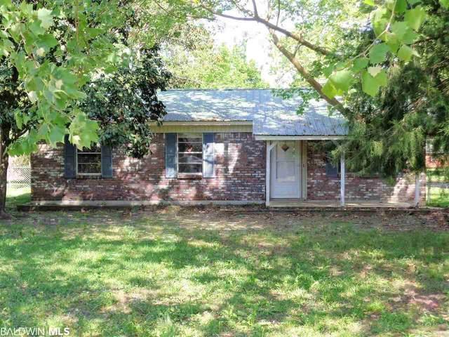 113 Roadway Street, Brewton, AL 36426 (MLS #296867) :: Elite Real Estate Solutions