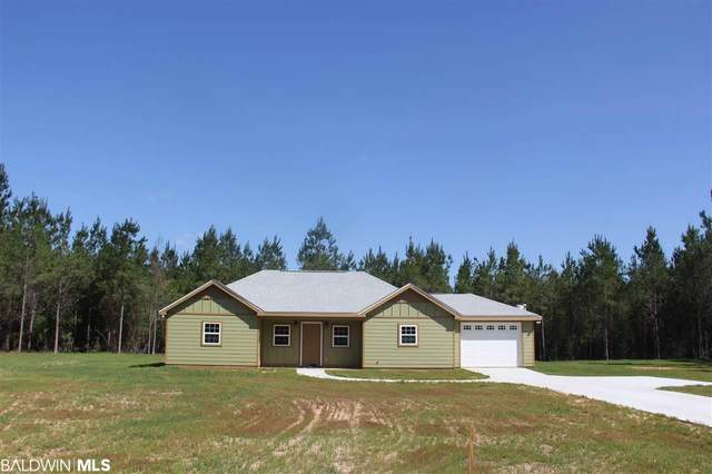 144 Dreamcatcher Lane, Flomaton, AL 36441 (MLS #296868) :: Elite Real Estate Solutions