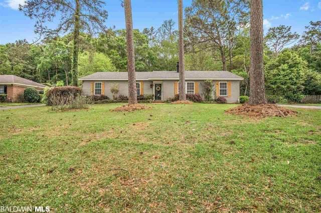 7920 Tower Drive, Mobile, AL 36619 (MLS #296871) :: The Kim and Brian Team at RE/MAX Paradise