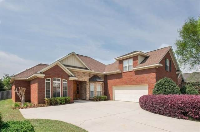 3710 Harvest Court, Mobile, AL 36695 (MLS #296888) :: Elite Real Estate Solutions