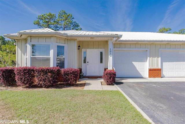 22289 Cotton Creek Dr #101, Gulf Shores, AL 36542 (MLS #296899) :: Gulf Coast Experts Real Estate Team