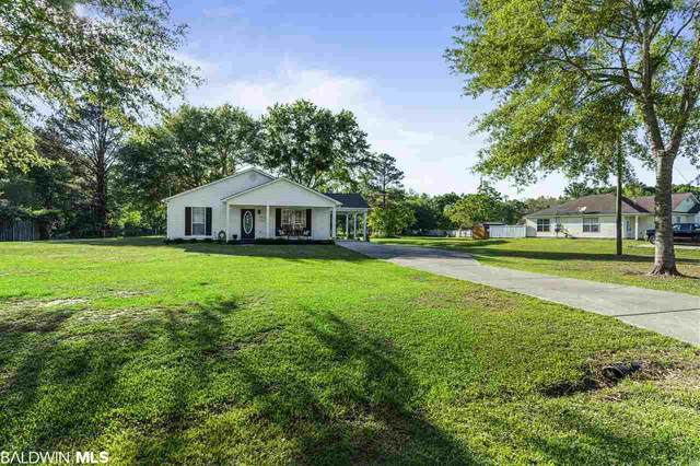 45617 Oak Ln, Bay Minette, AL 36507 (MLS #296908) :: Elite Real Estate Solutions
