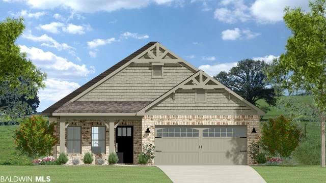 16466 Prado Loop, Loxley, AL 36551 (MLS #296914) :: Elite Real Estate Solutions