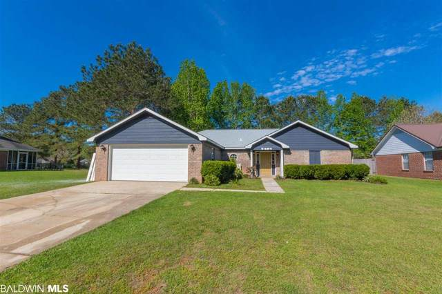 816 Azalea Trace Drive, Foley, AL 36535 (MLS #296924) :: Gulf Coast Experts Real Estate Team