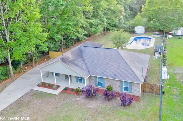 6128 Creel Rd, Theodore, AL 36582 (MLS #296930) :: Gulf Coast Experts Real Estate Team