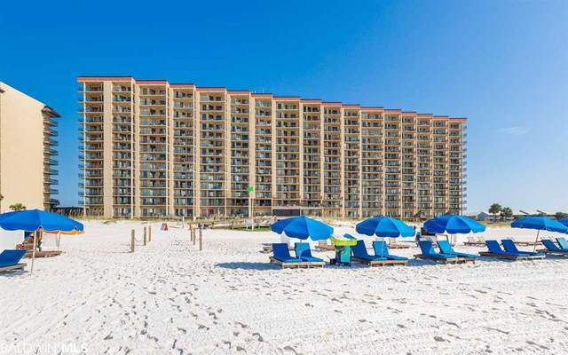 29576 Perdido Beach Blvd #502, Orange Beach, AL 36561 (MLS #296931) :: Dodson Real Estate Group