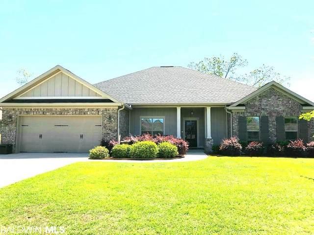 8911 Bainbridge Drive, Daphne, AL 36526 (MLS #296941) :: Dodson Real Estate Group