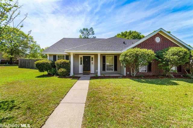 6801 Garden Ridge Ct, Mobile, AL 36695 (MLS #296944) :: Elite Real Estate Solutions