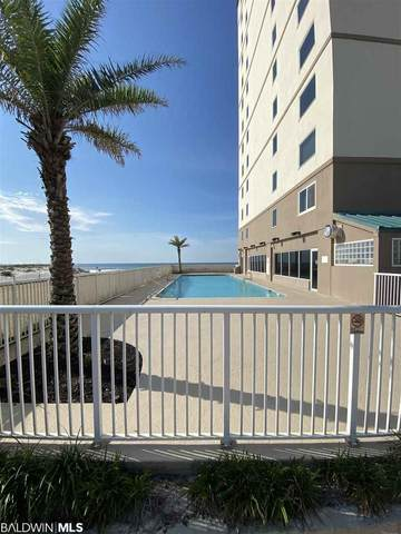561 E Beach Blvd #707, Gulf Shores, AL 36542 (MLS #296963) :: JWRE Powered by JPAR Coast & County