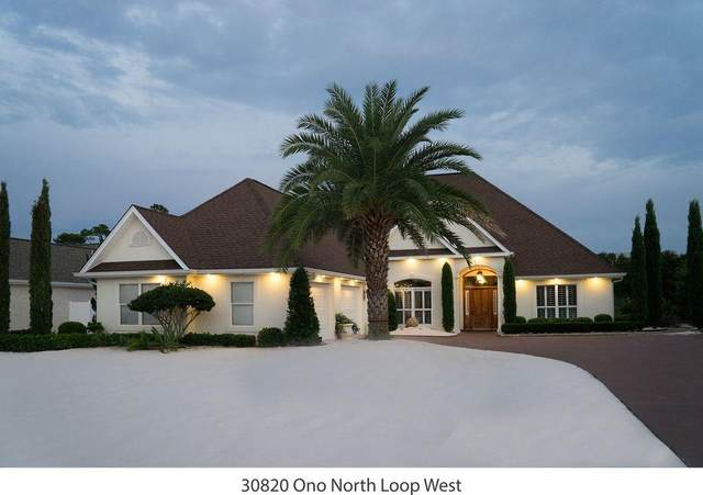 30820 Ono North Loop West, Orange Beach, AL 36561 (MLS #296982) :: Dodson Real Estate Group