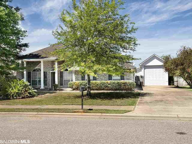 105 Bonham Lane, Fairhope, AL 36532 (MLS #296999) :: Dodson Real Estate Group