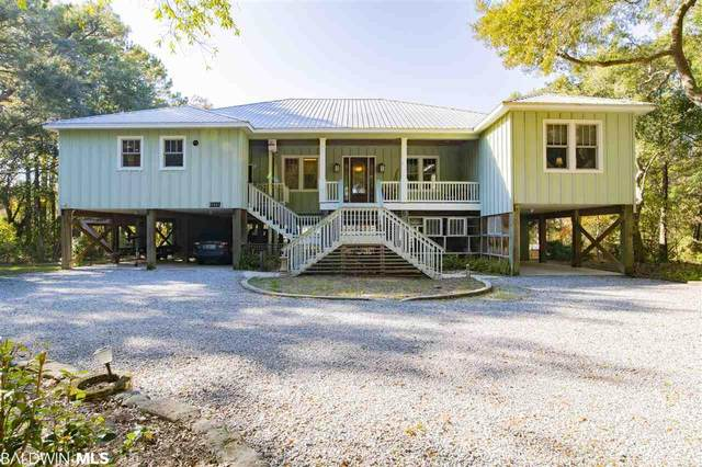 343 River Route, Magnolia Springs, AL 36555 (MLS #297007) :: ResortQuest Real Estate
